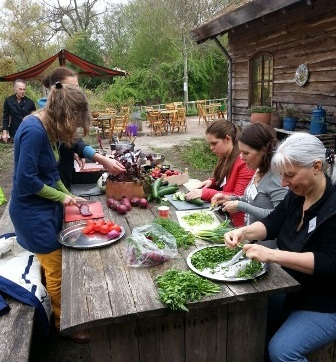 workshop eetbare planten